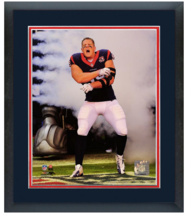 J.J. Watt  2012 Houston Texans - 11 x14 Matted/Framed Photo - $42.95