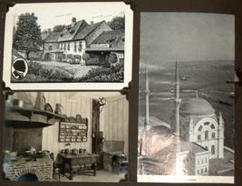 Postcard Album 1938-61 Europe Italy Berlin Paris America Greece Turkey Vienna image 6