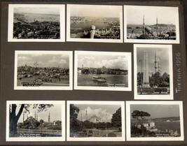 Postcard Album 1938-61 Europe Italy Berlin Paris America Greece Turkey Vienna image 8