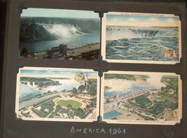 Postcard Album 1938-61 Europe Italy Berlin Paris America Greece Turkey Vienna image 11