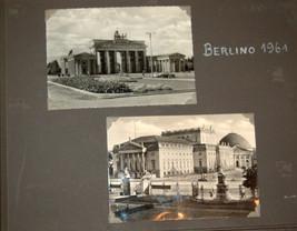 Postcard Album 1938-61 Europe Italy Berlin Paris America Greece Turkey Vienna image 12