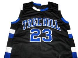 Nathan Scott #23 One Tree Hill New Men Basketball Jersey Black Any Size