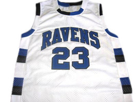 Nathan Scott #23 One Tree Hill Ravens Movie Basketball Jersey White Any Size image 1