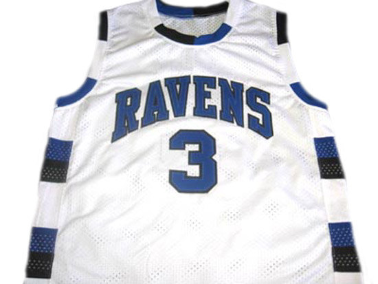 Lucas Scott #3 One Tree Hill Movie Basketball Jersey White Any Size