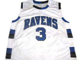 Lucas Scott #3 One Tree Hill Movie Basketball Jersey White Any Size image 1