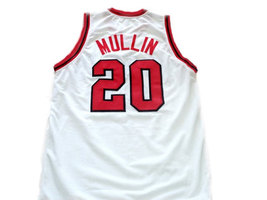 Chris Mullin #20 St John's University Basketball Jersey White Any Size image 2