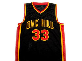 Kevin Durant #33 Oak Hill High School Basketball Jersey Black Any Size image 1