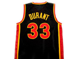 Kevin Durant #33 Oak Hill High School Basketball Jersey Black Any Size image 2