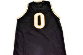 Monstars #0 Tune Squad Space Jam Movie Basketball Jersey Black Any Size image 2