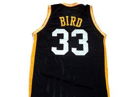Larry Bird #33 Valley High School Basketball Jersey Black Any Size image 2