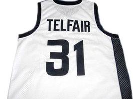 Sebastian Telfair #31 Lincoln High School Basketball Jersey White Any Size image 2