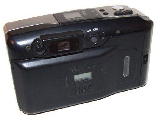 Olympus SuperZoom 115 38-115mm Point & Shoot Quartz Date Film Camera