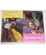 Lot 4 Zebra REGENCY Romance PBs Martha Kirkland, Lynn Collum, Jessica Be... - $13.61