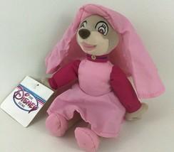 "Disney Store Robin Hood Maid Marian Mini Bean Bag 8"" Plush Stuffed Toy with Tags - $16.78"