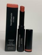 BareMinerals BarePro Longwear Lipstick In MASALA Full Size 2g/0.07oz - $24.99
