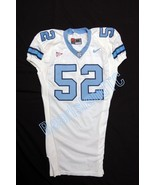 UNC Tarheel GAME USED WORN FOOTBALL JERSEY Sz52... - $119.00