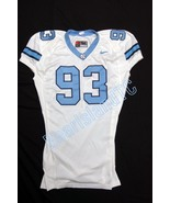UNC Tarheel GAME USED WORN FOOTBALL JERSEY Sz54... - $119.00