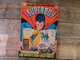 SUPERBOY #156 Super 20th Anniversary Issue Comic Book 1969 - $4.94