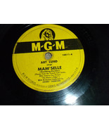 "Art Lund 10"" 78 RPM  #10011 MGM Plays well; no skips Sleepy Time Gal; Ma... - $9.99"