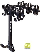 "Swagman #63365 Trailhead 3 Folddown Bike Rack (2"" & 1 1/4"" Receiver) - $153.00"