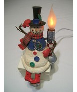 Hallmark Uncle Artie Snowman First Snow Christmas Ornament - $24.95