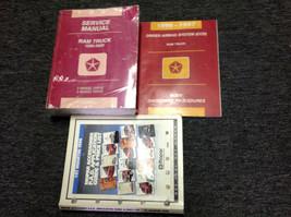 1997 Dodge Ram Truck 1500 2500 3500 Service Shop Repair Manual Set W Diagnostic  - $128.65