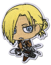 Attack on Titan SD Annie Iron on Patch GE44796 *NEW* - $7.99