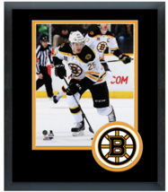 Matt Fraser 2013-14 Boston Bruins - 11 x 14 Team Logo Matted/Framed Photo - $42.95