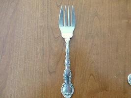 """1 Gorham STRASBOURG Sterling Silver Salad Cake Fork 6 3/8"""" Victorian - $39.00"""