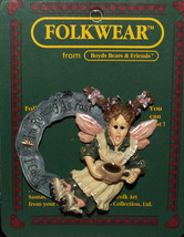 "Boyds FolkWear ""Speedy.. Fast As I Can""  Resin FolkArt Pin~#26410 -New - $9.99"
