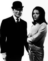 The Avengers Diana Rigg Pat Macnee Vintage 8X10 BW TV Memorabilia Photo - $4.99