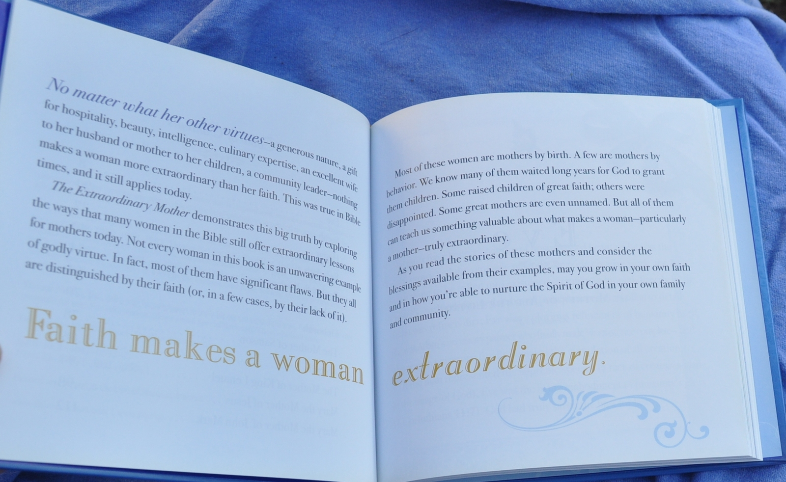 Extraordinary Mother BK - Bible Women lessons & inspirations to Today's Moms
