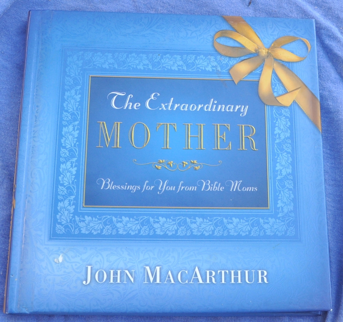 Extraordinary mother   cover