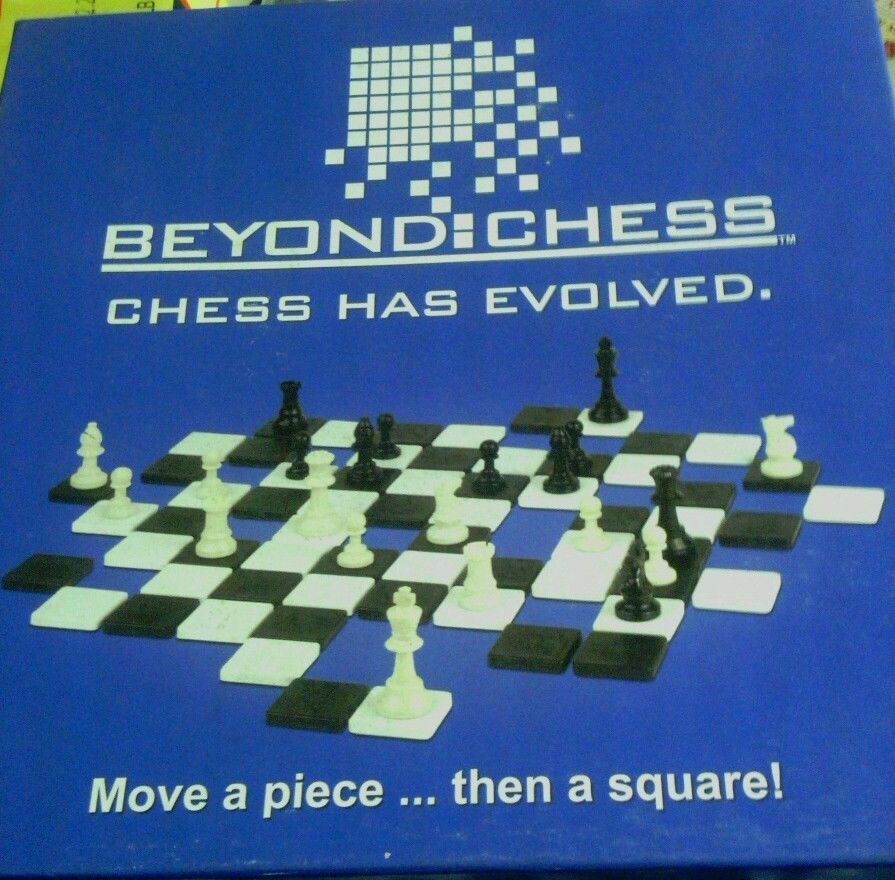 Primary image for Beyond chess.