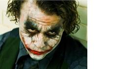 The Dark Knight Joker Heath Ledger Vintage 8X10 Color Movie Memorabilia Photo - $6.99