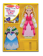 Princess Elise Magnetic Dress-Up Set by Melissa and Doug - $13.00