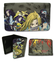 Ambition of Oda Nobuna Group with Fire Wallet GE61978 *NEW* - $19.99