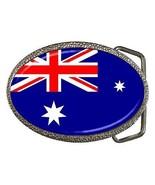 Australia Flag Belt Buckle Australian - $7.52