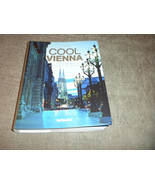 Cool Vienna Austria City Guide Hotels; Shops; Food by TeNeues Publishing... - $7.49