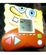 SPONGEBOB SQUAREPANTS ZIZZLE 2009 HANDHELD ELECTRONIC GAME - $18.00