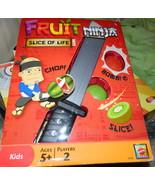 FRUIT NINJA SLICE OF LIFE GAME - COMPLETE - $15.00