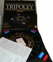 TOURNAMENT EDITION TRIPOLEY1992 GAME - $40.00