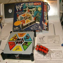 WF ON THE ROPES ELECTRONC GAME - $28.00