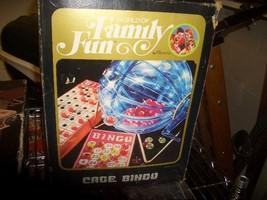 WORLD OF FAMILY FUN VINTAGE GAME - $28.00