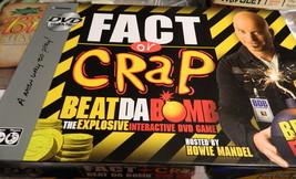 Fact Or Crap Beat Dabomb 2007 Dvd Game Unused Imagination - $36.00