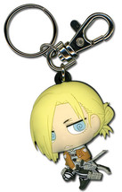 Attack on Titan SD Annie Key Chain GE36916 *NEW* - $14.99
