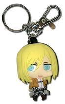 Attack on Titan SD Christa Key Chain GE36915 *NEW* - $8.99
