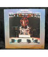 Rush  All the World's a Stage 1976 Mercury 2 Record Set - $4.99