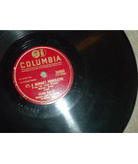 Pearl Bailey 78 #36969 Columbia Plays well; It's A Womans Perogative; Le... - $7.99