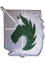 Attack on Titan Military Police Iron on Patch GE44713 *NEW* - $7.99